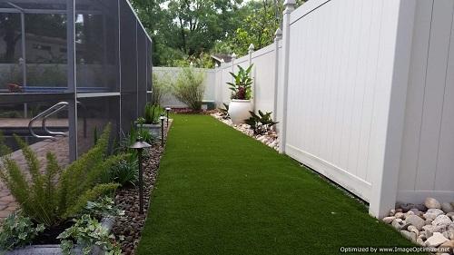 Fake Grass Installation Service