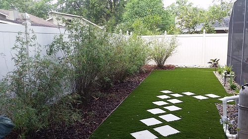 Fake Grass Installation Service in Orlando